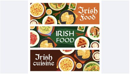Traditional Irish Foods to Try This St. Patrick's Day