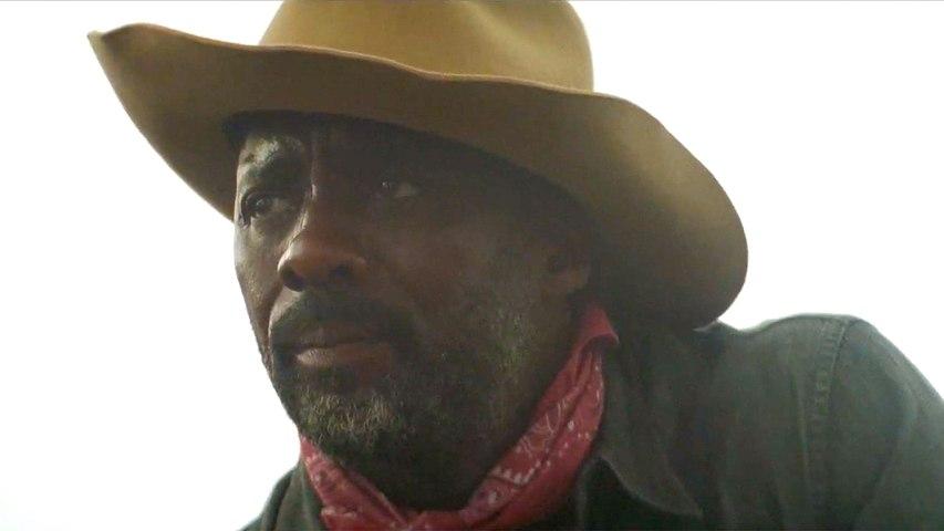 Concrete Cowboy with Idris Elba on Netflix - Official Trailer