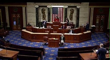 BREAKING- Deb Haaland gives her final House floor speech before becoming Interior Secretary