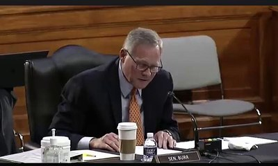 GOP Senator slams DEATH ROW INMATES getting $1400 checks