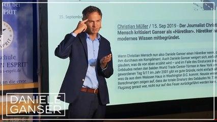 Dr. Daniele Ganser: Liebe, Wahrheit und Mut versus Kriegspropaganda (Chiemsee 21. September 2019)
