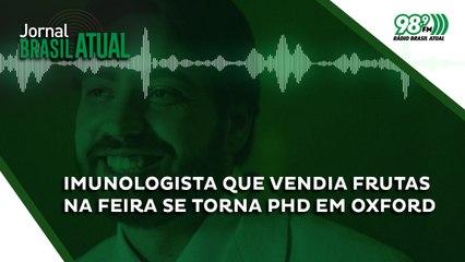 Imunologista que vendia frutas na feira se torna PHD em Oxford e lidera pesquisa em vacina no Brasil