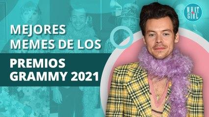 Grammy 2021: Los memes ganadores de los premios de la música | Grammy 2021: The winning memes of the music awards