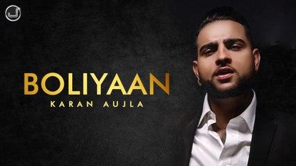 Boliyaan   Karan Aujla   Jass sangha   Tigerstyle   New Punjabi Song 2021   Japas Music