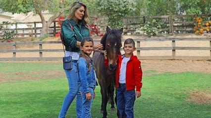 فيديوشوت: زويا وأولادها يحتفلون بعيد الأم مع تومي هيلفيغر
