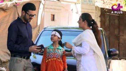 Mujhay Beta Chahiye - Episode 16 | Aplus Dramas | Sabreen Hisbani, Shahood Alvi, Aiza Awan