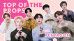 PENTAGON sing BTS, Justin Bieber and Celine Dion in Top of the Props