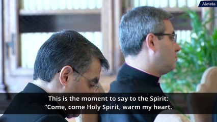 Pope: Call on the Holy Spirit in prayer
