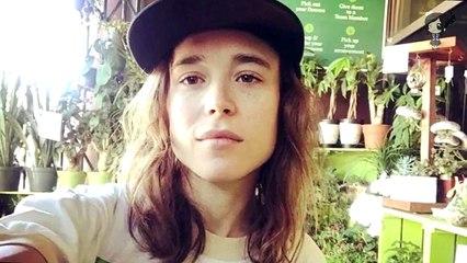 Elliot Page Se Muestra Por Primera Vez Como Hombre Trans Y Revela La Cirugía A La Que Se Sometió