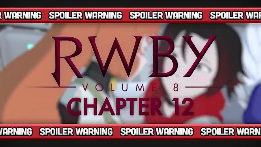 RWBY 8x12 Creation  - Clip from Season 8 Episode 12 - We've been so worried about keeping the vault closed, that we never considered using... what's inside!