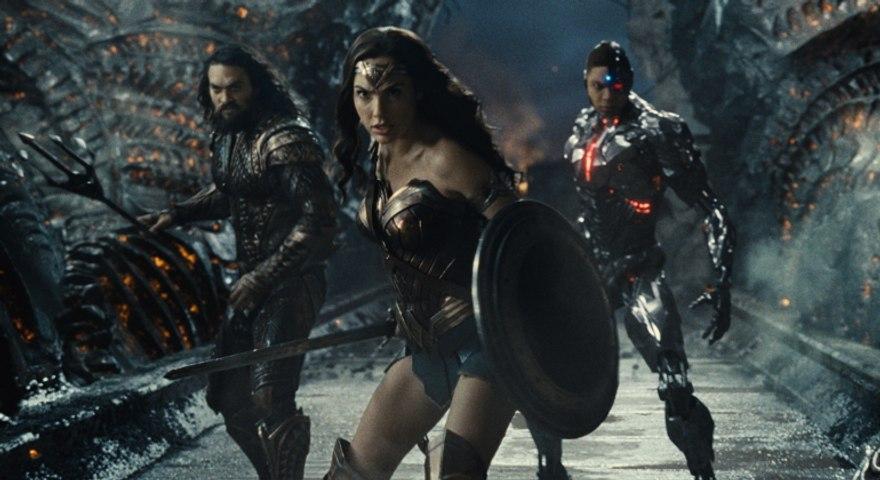 La Liga de la Justicia de Zack Snyder (HBO)