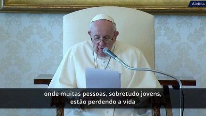 Apelo do Papa Francisco pela paz em Mianmar