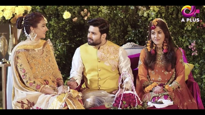 Ahl e Wafa - Episode 1   Aplus Dramas   Areej Mohyudin, Noor Hassan ,Dainal Afzal , Mizna Waqas