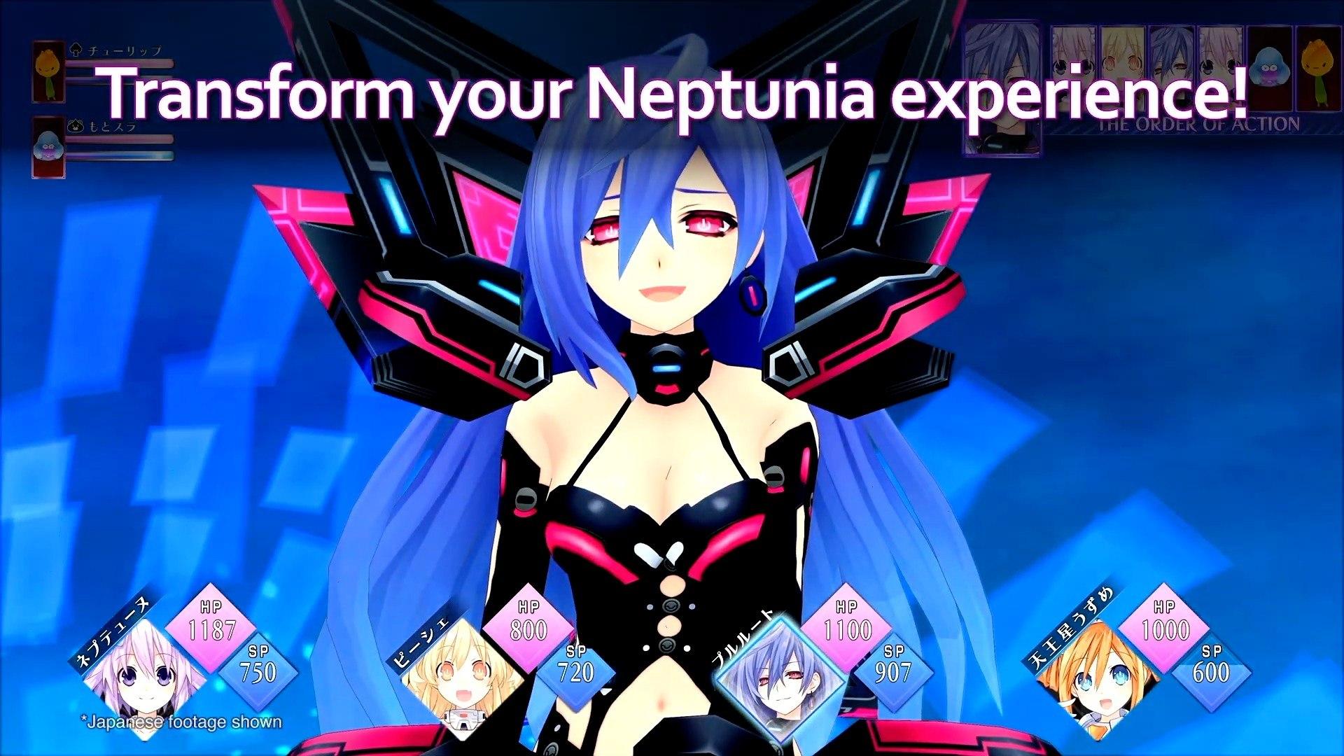 Neptunia ReVerse - Teaser Trailer PS5