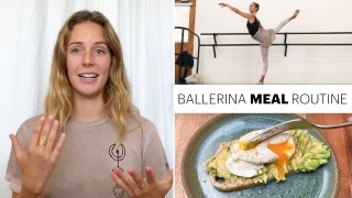 Every Meal Pro Ballerina Scout Forsythe Eats in a Day