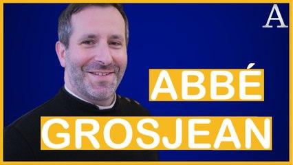 """Abbé Grosjean : """"En faisant les choses de tout cœur, on donne sa vie à Dieu"""""""