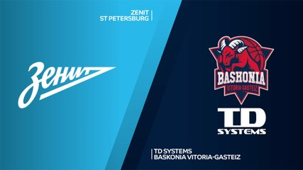 EuroLeague 2020-21 Highlights Regular Season Round 30 video: Zenit 75-79 Baskonia