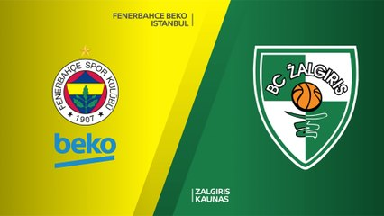 EuroLeague 2020-21 Highlights Regular Season Round 30 video: Fenerbahce 84-61 Zalgiris