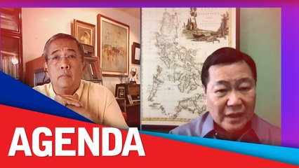 Carpio: First step is to get Duterte group out of government