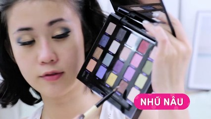MAZ 16 - Hướng dẫn makeup phong cách Gatsby - Lady 9