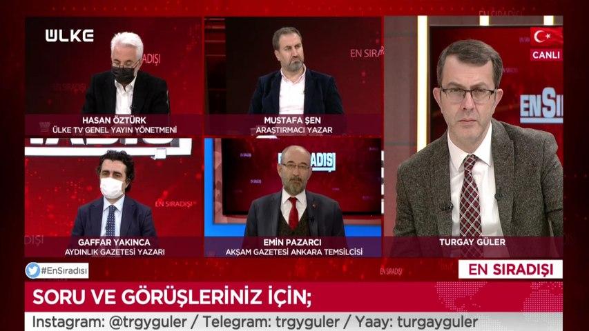 En Sıradışı - Hasan Öztürk   Mustafa Şen   Emin Pazarcı   Gaffar Yakınca   18 Mart 2021