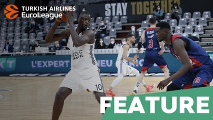 Moustapha Fall, ASVEL: 'I just wanted to be a pro'