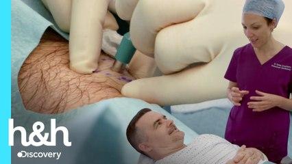 Más de 30 bultos se ocultan bajo su piel | Clínica de la piel | Discovery H&H