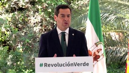 La Junta da el primer paso para la futura Autovía del Agua de Málaga
