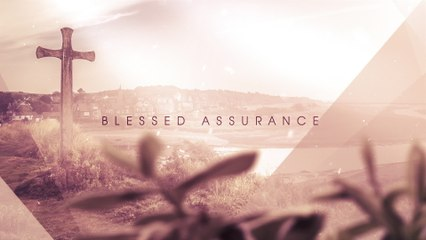Carrie Underwood - Blessed Assurance