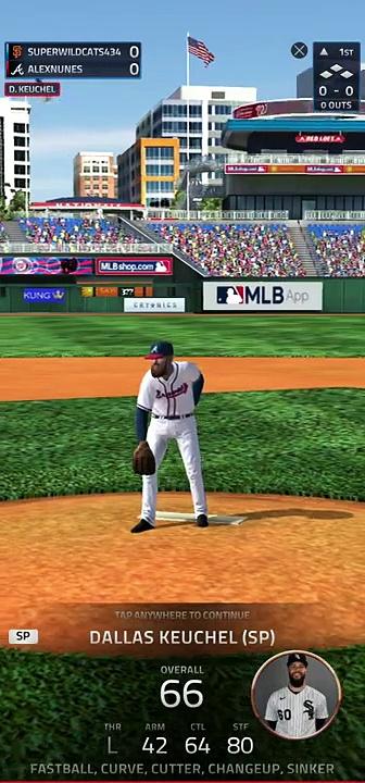 MLB Tap Sports Baseball 2021   All Levels Gameplay Walkthrough