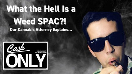 Will Jay-Z's Weed SPAC Buy the Whole Cali Cannabis Industry? | CASH ONLY