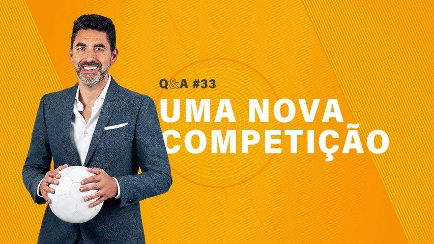 Q&A #33 - Uma nova competição