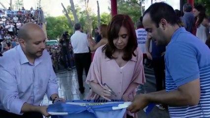 La Justicia falla a favor de Fernández de Kirchner en su demanda contra Google
