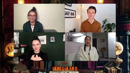 The Irregulars cast talk new Netflix series!