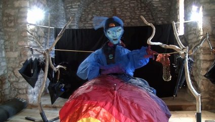 Lydie piegay et son cabaret de marionnettes