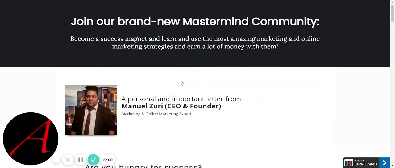 BEC Online Mastermind-Top Marketing And Online Marketing Strategies