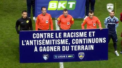 Le résumé de Havre AC-FCSM (0-2)