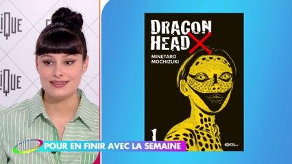 """Dragon Head"" de Minetaro Mochizuki - Eva Bester - Clique - CANAL+"