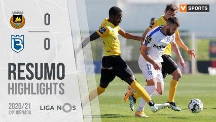 Highlights: Rio Ave 0-0 Belenenses SAD (Liga 20/21 #24)
