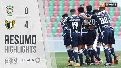 Highlights: Marítimo 0-4 Famalicão (Liga 20/21 #24)
