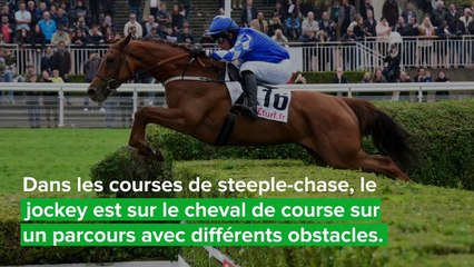 Qu'est ce qu'est une course d'obstacle ?