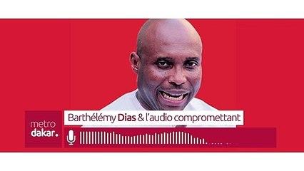 Le supposé message AUDIO compromettant de Barthélémy Dias sur Ousmane Sonko