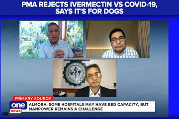PMA on Ivermectin vs COVID-19: 'It doesn't do anything'
