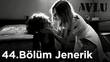 "Avlu - 44.Bölüm Jenerik | Sagopa Kajmer & Bergen ""Sen Affetsen Ben Affetmem"""