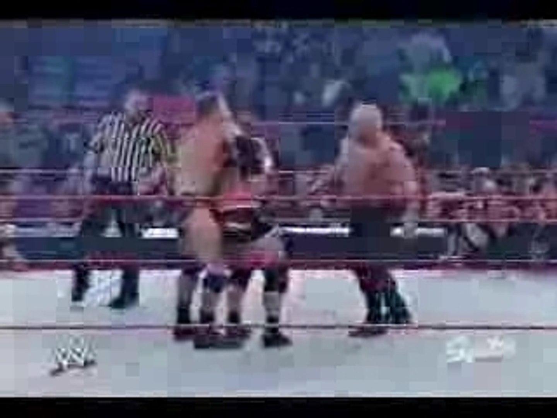 Goldberg vs Test vs Scott Steiner