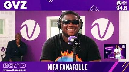 NIFA FANAFOULE sur Vibe Radio Côte d'Ivoire
