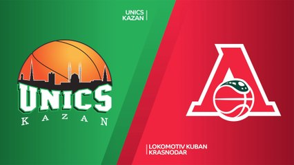 7Days EuroCup Highlights Quarterfinals, Game 1: UNICS 94-88 Lokomotiv