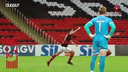 Flamengo's top five Brasileirão goals of 2020-21