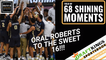 Oral Roberts to the Sweet 16! The Field of 68 is joined by Scott Drew, Matt Driscoll and Jerome Tang to honor, and roast, ORU head coach Paul Mills!