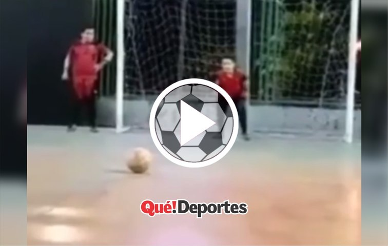 #GolazoDelDia El penalti más extraño del mundo